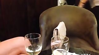 My bro's wife shows me her pussy in public--_short_preview.mp4