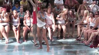 Wet tee shirt and stripping contest with hot chicks--_short_preview.mp4