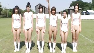 Shaved pussy Japanese girls work out naked--_short_preview.mp4