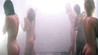 Naked girls taking a shower in scene from a horror movie--_short_preview.mp4