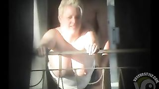 Man tries to seduce curvy mommy on a hotel balcony--_short_preview.mp4