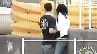 Hooking up with his girlfriend in public--_short_preview.mp4