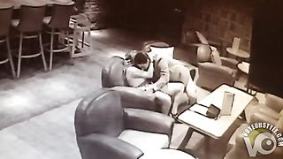 Amateur cunnilingus session in the upscale restaurant--_short_preview.mp4