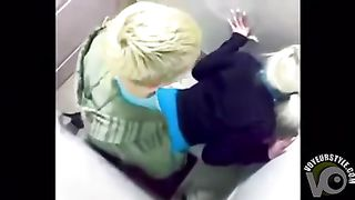 High couple has sex in the toilet--_short_preview.mp4