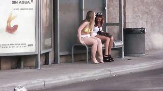 Bikini girl peeing on a bus bench--_short_preview.mp4