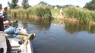 Fisherman tapes nudist swingers copulating in the bushes--_short_preview.mp4