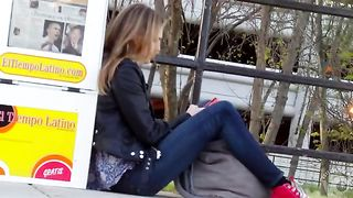 Candid cigarette smoking video with an attractive girl--_short_preview.mp4