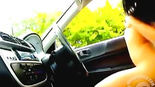 Lovely goddess is fully nude in her car and filming it--_short_preview.mp4