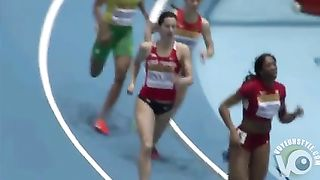Athletic woman runs around the track in a flimsy outfit--_short_preview.mp4
