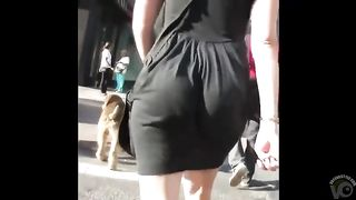 Hot amateur booty in a black dress--_short_preview.mp4