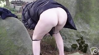 Wife lets me film her pissing outdoors--_short_preview.mp4