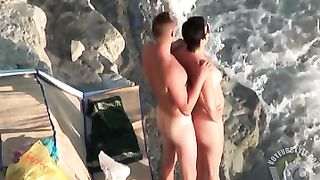 Married couple has a quick sex by the ocean--_short_preview.mp4