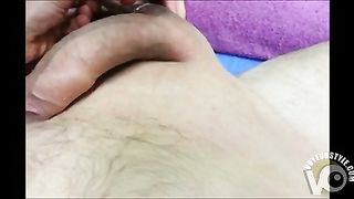 Skilled hands taking care of my pecker--_short_preview.mp4