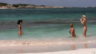 Flawless naked lasses take a dip in the ocean--_short_preview.mp4