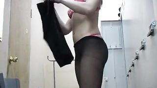 Sexy ass brunette filmed in secret when changing her clothes--_short_preview.mp4