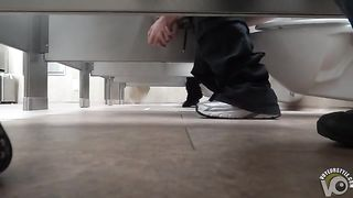 Foot fetish cam in the public lavatory--_short_preview.mp4