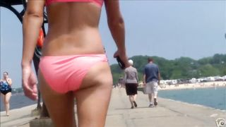 Fit ass beauty in pink bikini bottoms--_short_preview.mp4