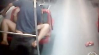 European students have hot hardcore sex on the train--_short_preview.mp4