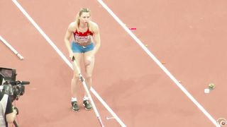 Pole vaulter with a nice butt competes in an event--_short_preview.mp4
