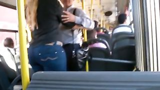 Beautiful big booty in jeans on the bus--_short_preview.mp4