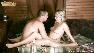 Cheerful blondie Serena with her friend Mauricio on the bed--_short_preview.mp4