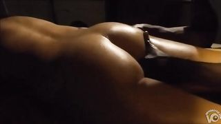 My relaxed wife has her buttocks rubbed by an African masseur--_short_preview.mp4