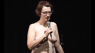 Old lady gives a speech in the nude--_short_preview.mp4