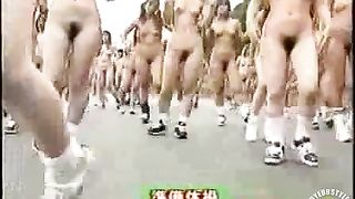 Huge group of naked Japanese girls stretches outdoors--_short_preview.mp4