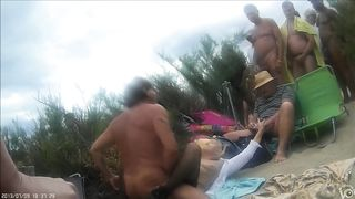 Sex at the nude beach caught on tape by voyeur--_short_preview.mp4