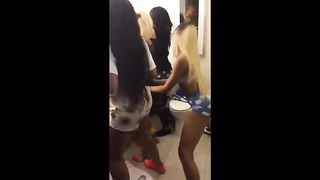 Ebony cuties twerking in the bathroom--_short_preview.mp4