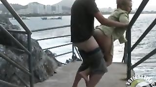 Pounding her love hole by the sea--_short_preview.mp4