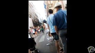Skintight clothes on a hottie walking the street--_short_preview.mp4