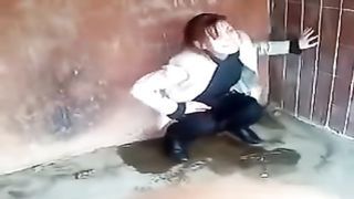 Trashed chick makes a good puddle in the corner--_short_preview.mp4