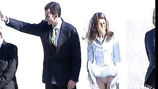 Queen Letizia of Spain in slow motion upskirt video--_short_preview.mp4