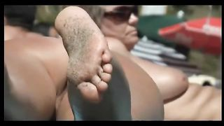 Tanned ass at the beach gets oil rub--_short_preview.mp4
