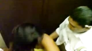 Arab girl gets nailed really hard in a public toilet--_short_preview.mp4