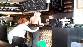 Naughty chick sharking her friend in public--_short_preview.mp4