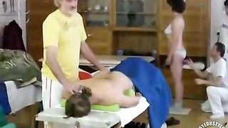 Spinal touch massage and panty girl tease--_short_preview.mp4