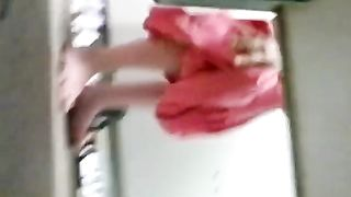 Saucy dish has her twat caught on camera as she was changing clothes--_short_preview.mp4