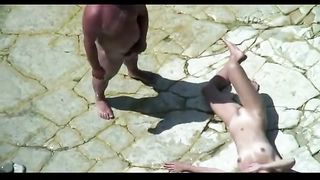 Nudist women and men have sex in the scorching sun--_short_preview.mp4
