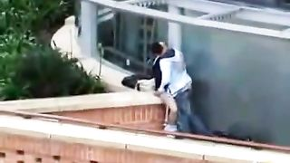 Horny college students caught having a quickie on the deck--_short_preview.mp4