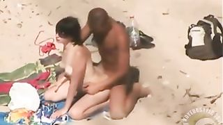 Penetrating her lovely wet holes at the beach--_short_preview.mp4
