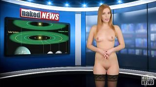 Beautiful girls do the 21st century news--_short_preview.mp4