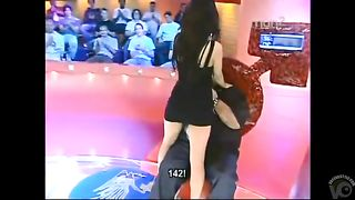 Lap dancing ladies compete to raise his heartbeat--_short_preview.mp4