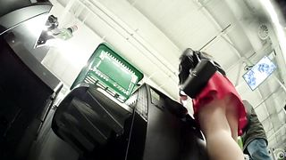 Caught this girl without her undies while was at the store--_short_preview.mp4