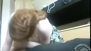 Young redhead gives an incredible amateur blowjob--_short_preview.mp4