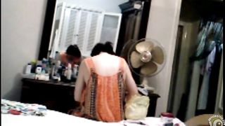Aunt gets filmed when changing her panties and posing--_short_preview.mp4