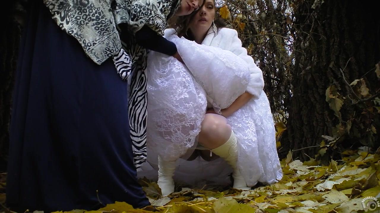 Ссыт невеста