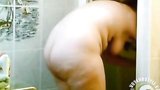Curvy housewife before she takes a shower--_short_preview.mp4
