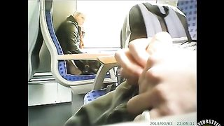 Showing my boner to a blonde on the train--_short_preview.mp4